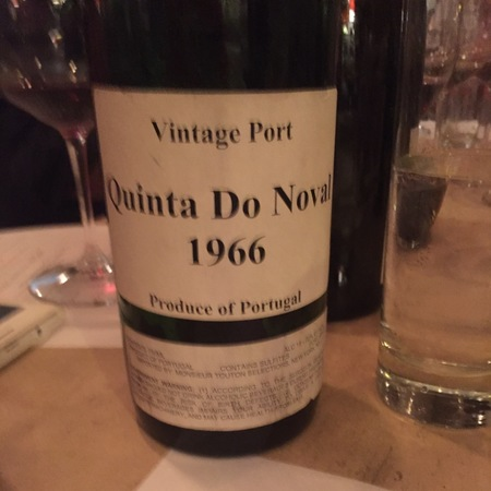 Quinta do Noval Vintage Port Blend 2011