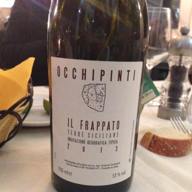 Sicilia Il Frappato 2013