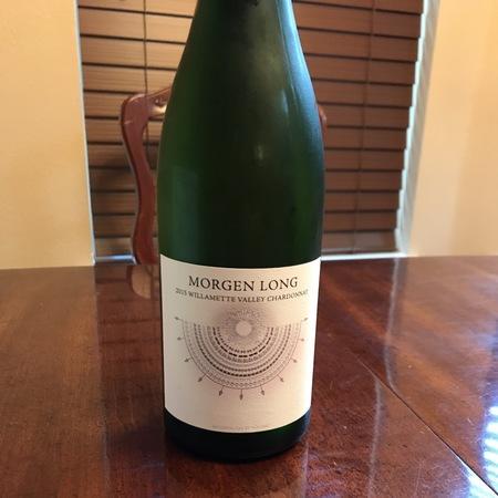 Morgen Long Willamette Valley Chardonnay 2015