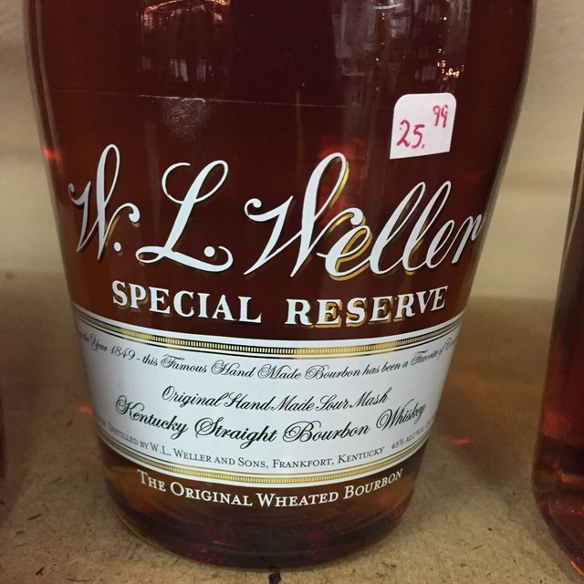 Special Reserve Wheated Kentucky Bourbon NV (1750ml)