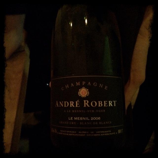 Le Mesnil Grand Cru Blanc de Blancs Brut  Champagne 2006