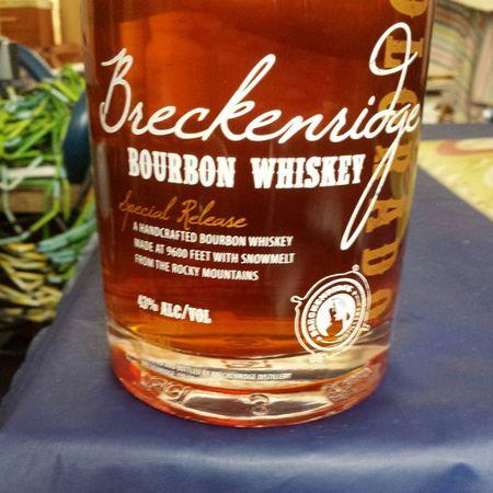 Breckenridge Distillery Bourbon Whiskey NV