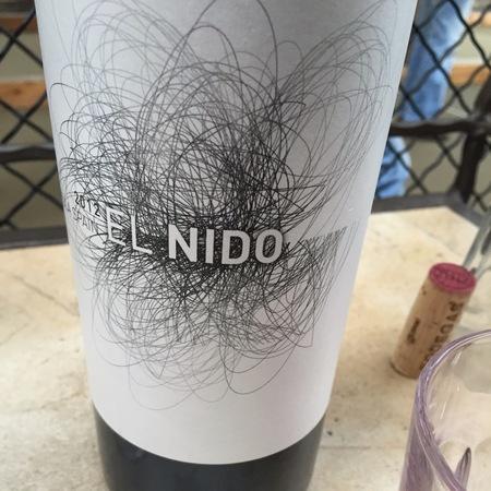 Bodegas El Nido El Nido Jumilla Cabernet Sauvignon Monastrell 2014