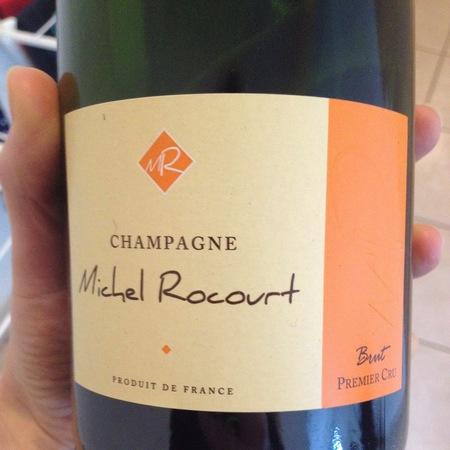Michel Rocourt Premier Cru Brut  Champagne