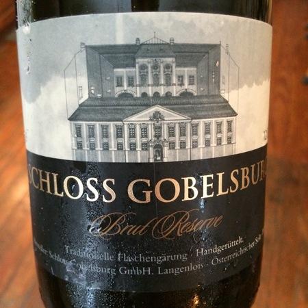 Schloss Gobelsburg Brut Reserve Sekt Riesling Blend NV (1500ml)