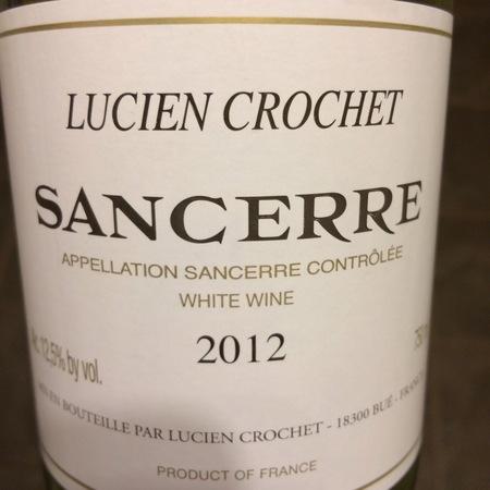 Lucien Crochet Sancerre Sauvignon Blanc 2015 (375ml)