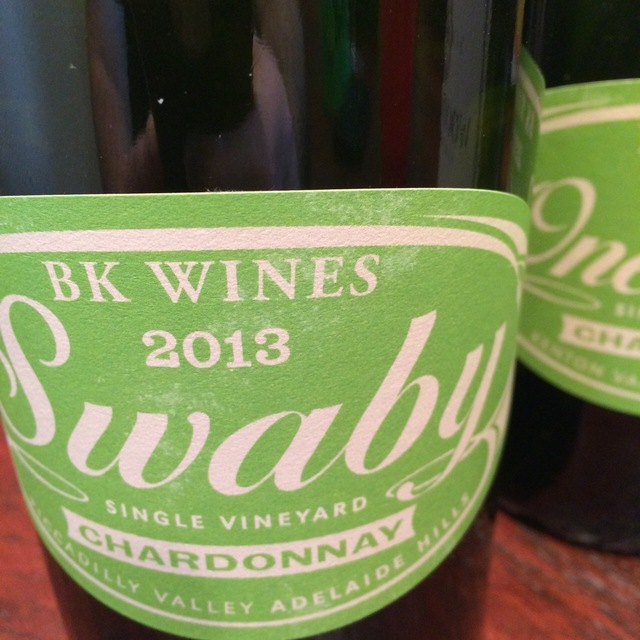 Swaby Single Vineyard Picadilly Valley Chardonnay 2013