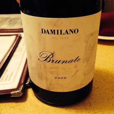 Damilano Brunate Barolo Nebbiolo 2006