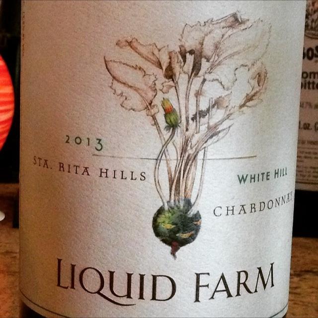 White Hill Sta. Rita Hills Chardonnay 2013