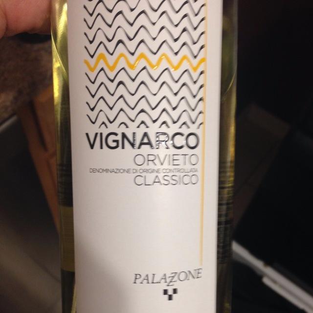 Vignarco Orvieto Classico White Blend 2015