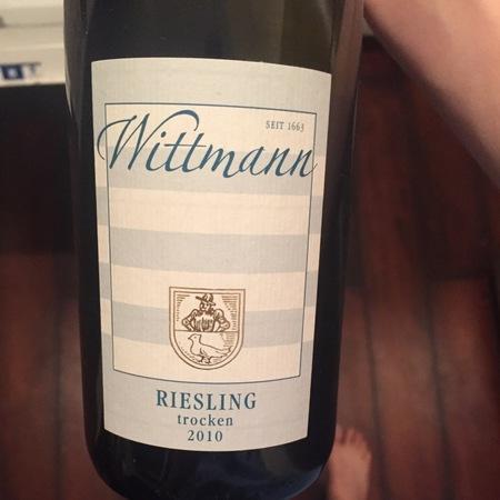 Wittmann Trocken Riesling 2015
