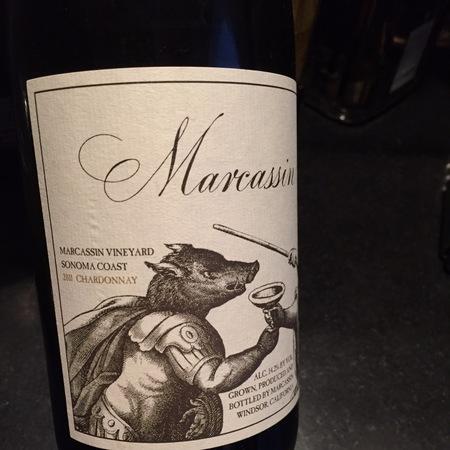 Marcassin Marcassin Vineyard Chardonnay 2012