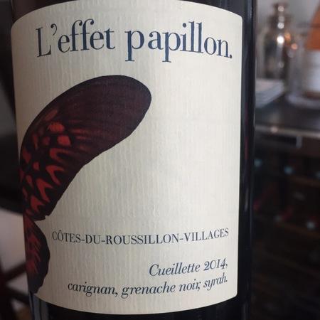 Domaine Le Roc Des Anges L'Effet Papillon Carignan Blend 2016