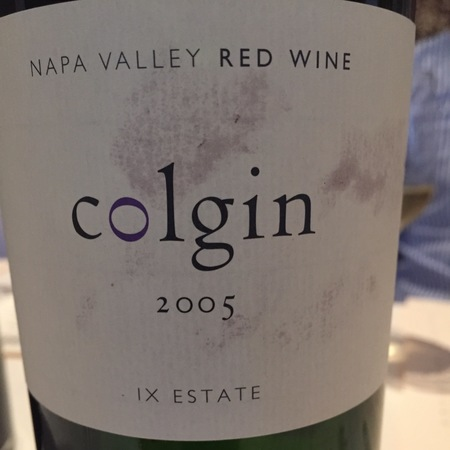 Colgin Cariad Napa Valley Red Blend 2005