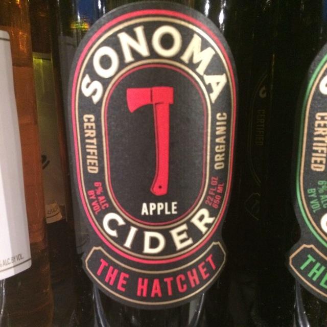 The Hatchet Apple Cider NV
