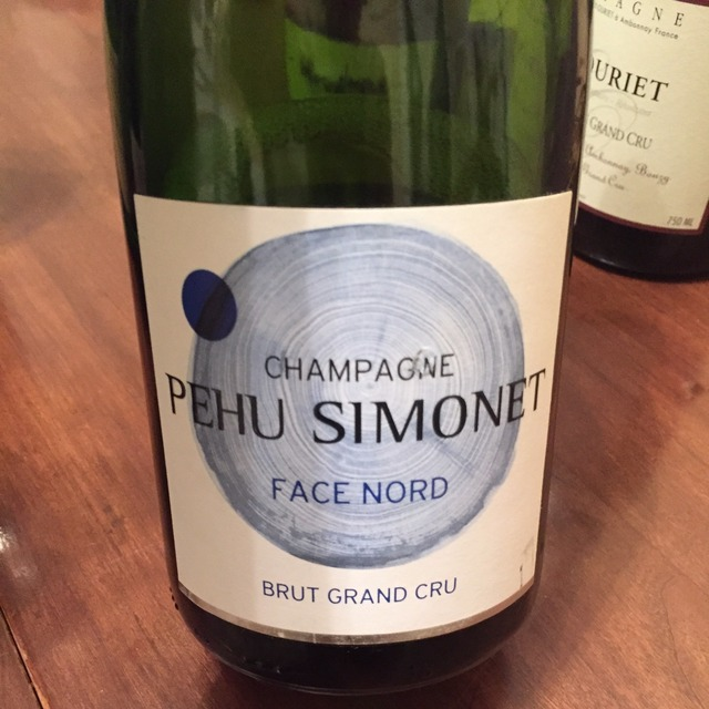 Face Nord Grand Cru Brut Champagne NV