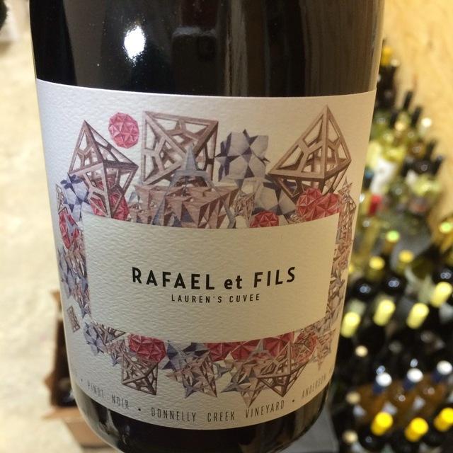 Lauren's Cuvee Donnelly Creek Vineyard Pinot Noir 2014