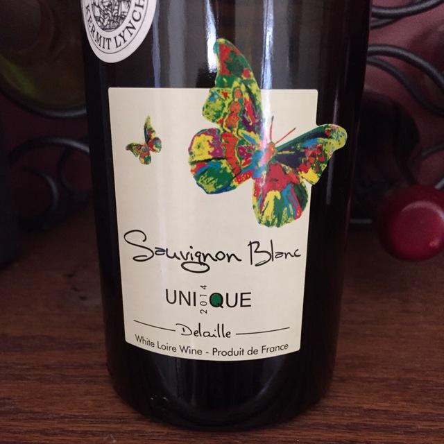 Unique Sauvignon Blanc 2015