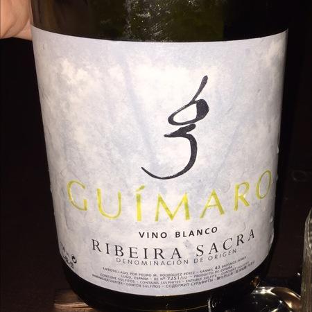 Guímaro Ribeira Sacra Blanco 2016
