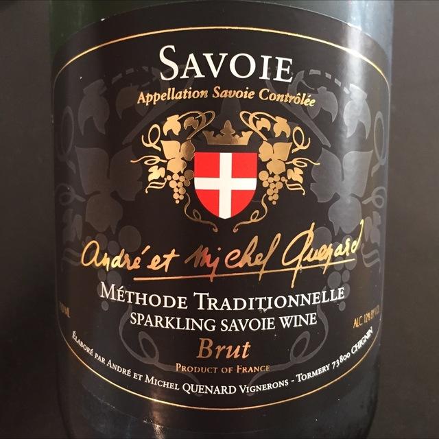 Brut Vin de Savoie NV