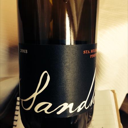 Sandhi Wines Sta. Rita Hills Pinot Noir  2013