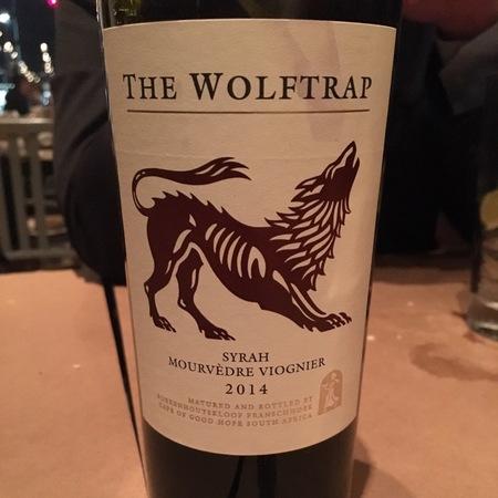 Boekenhoutskloof The Wolftrap Viognier Blend 2014