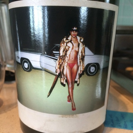 Orin Swift Machete Napa Valley Red Blend 2015