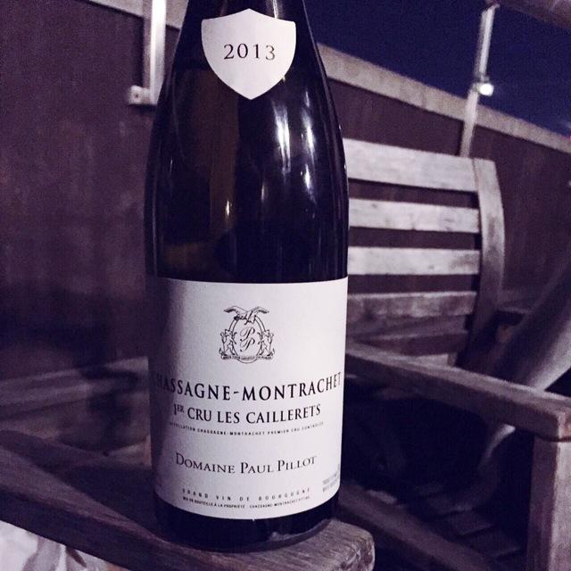 Chassagne-Montrachet Chardonnay 2013