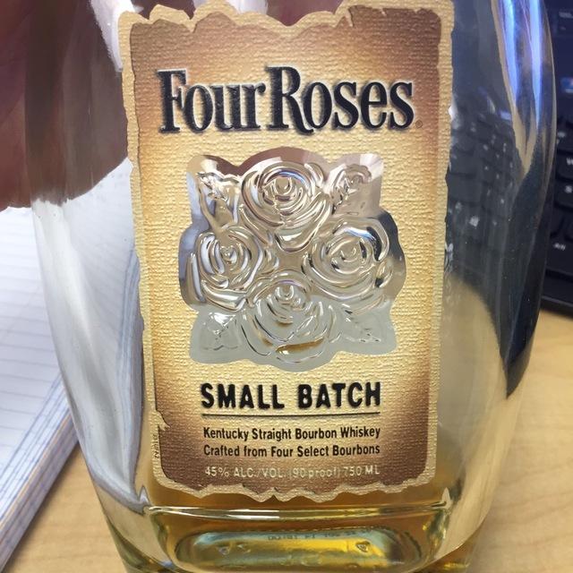 Small Batch Kentucky Straight Bourbon Whiskey NV