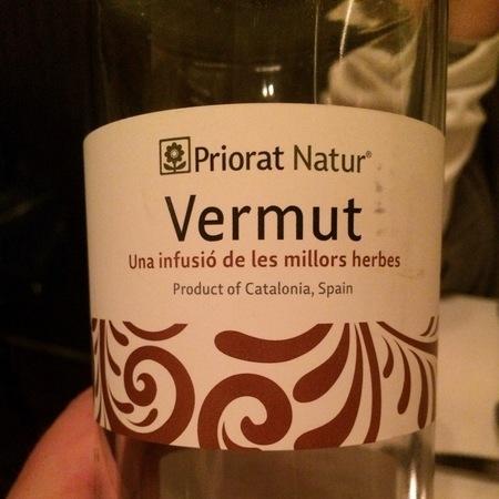 Priorat Natur Vermut (Vermouth)