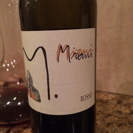 Miani Colli Orientali del Friuli Rosso Merlot Blend 2010