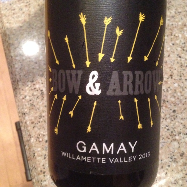 Willamette Valley Gamay  2015