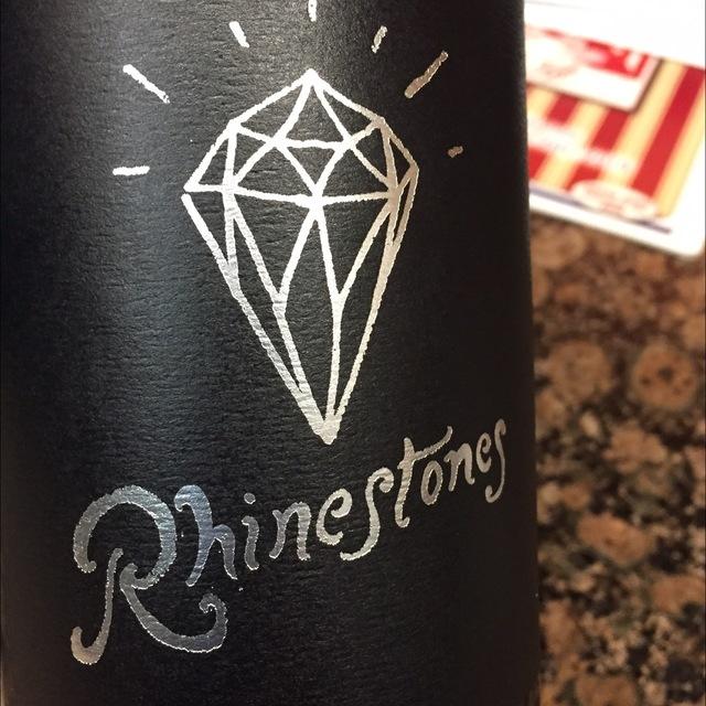 Rhinestones Gamay Pinot Noir  2014