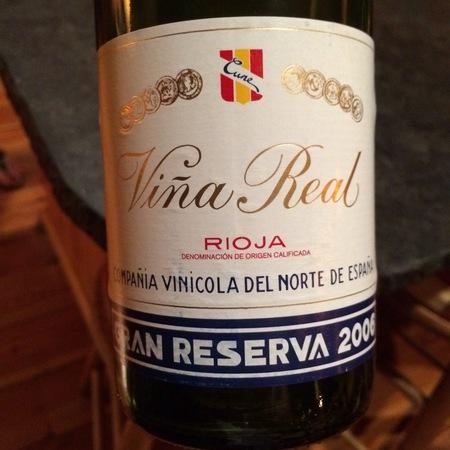 Viña Real (CVNE) Gran Reserva Rioja Tempranillo Blend 2010