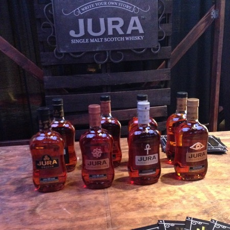 Jura Distillery Origin Aged 10 Years Single Malt Scoth Whisky NV