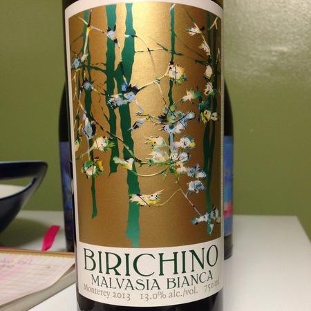 Birichino Monterey Malvasia Bianca 2013