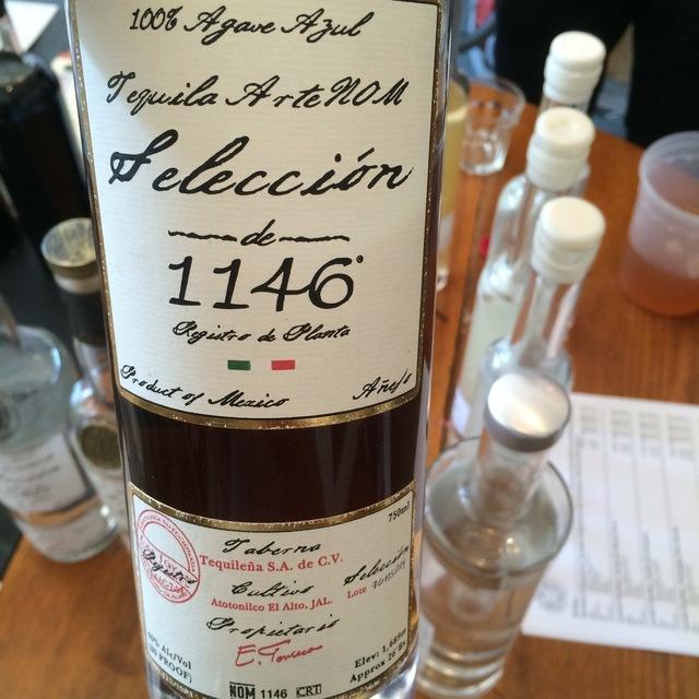 Selección de 1146 Añejo Tequila NV
