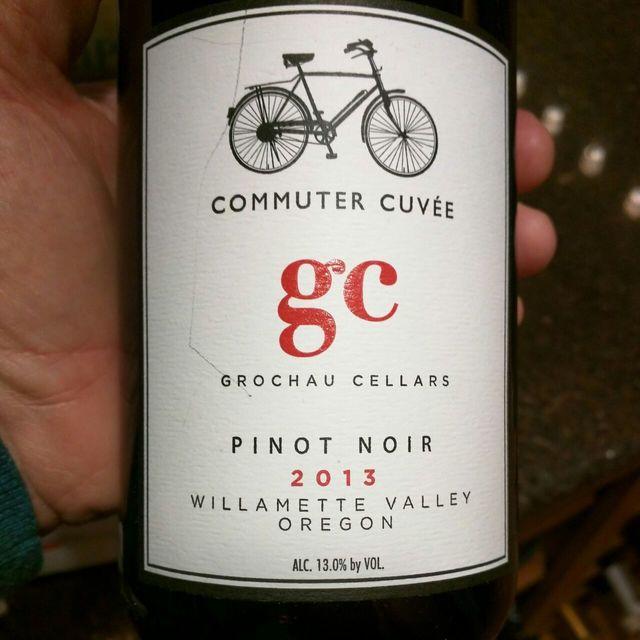 Commuter Cuvée Willamette Valley Pinot Noir 2015