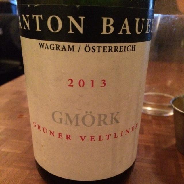Gmörk Grüner Veltliner 2015 (750ml 12bottle)