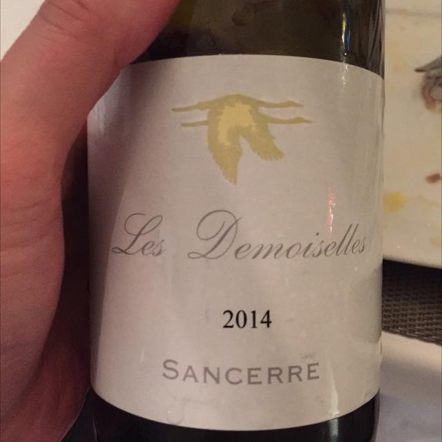 Sancerre Sauvignon Blanc 2014