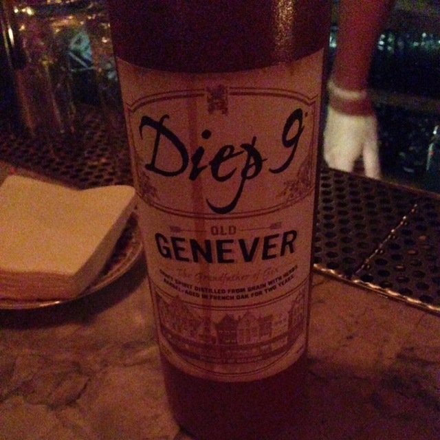 Old Genever  NV