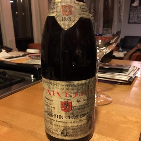 Domaine Faiveley (Joseph Faiveley) Chambertin Clos de Bèze Pinot Noir 2011