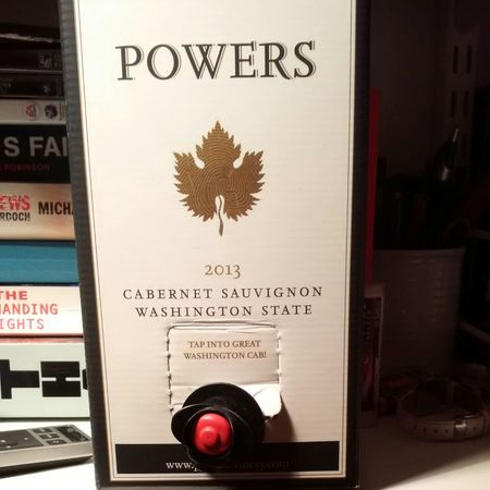 Powers Washington State Cabernet Sauvignon 2013 (3000ml)