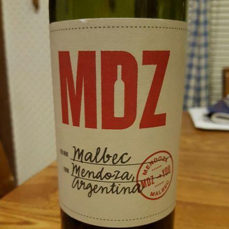 MDZ Mendoza Malbec 2015