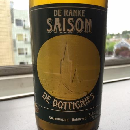 Brouwerij De Ranke Saison de Dottignies (12oz.)