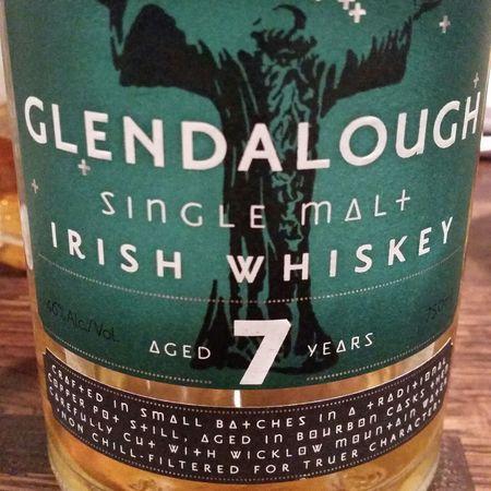 Glendalough Aged 7 Years Single Malt Irish Whiskey NV