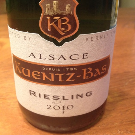 Kuentz-Bas Alsace Riesling 2015