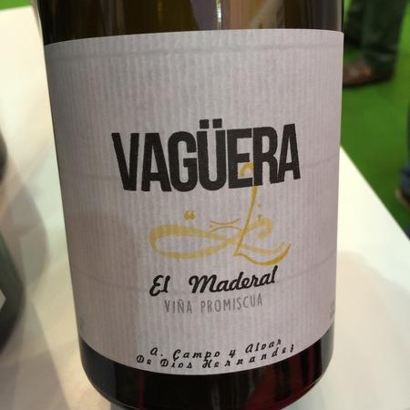 Alvar De Dios Vaguera El Maderal 2015