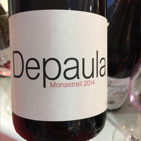 Bodegas y Vinedos Ponce Depaula Jumilla Monastrell 2014