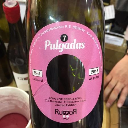 RuBor Viticultores 7 Pulgadas Garnacha 2013 (1500ml)